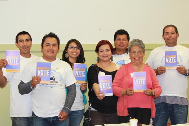Voter Engagement for Non-profit Organizations