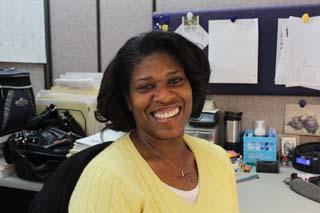 Karrie Harris-Dawson : Administration Director